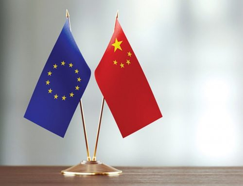 China is the new EU's largest trade partner